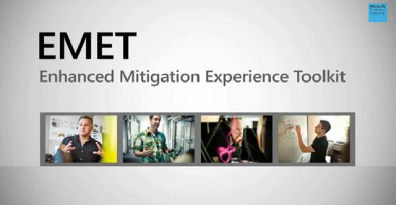 Microsoft releases Enhanced Mitigation Experience Toolkit (EMET) 5.0 for General Availability