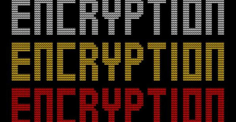 Encrypting Configuration File Sections