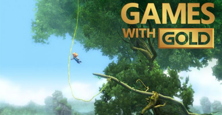 Games with Gold: July 2014