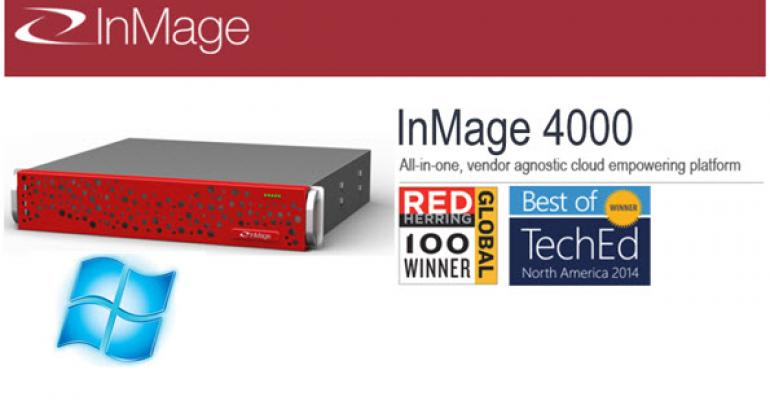Microsoft Acquires Hybrid Cloud Company and Best of TechEd Winner, InMage