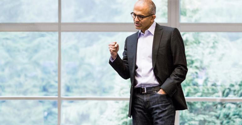 Satya Nadella Memo to Employees About Layoffs
