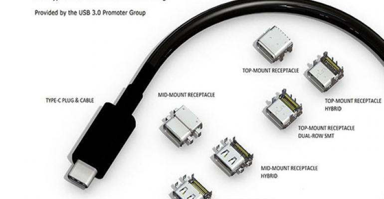 New USB Connector Comes with Additional Costs