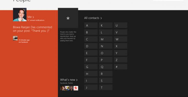 Mail, Calendar, and People Windows 8.1 App Receives Another Ho-hum Update