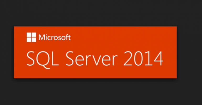 Migrating to SQL Server 2014