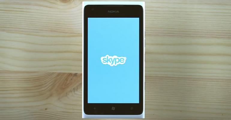 Microsoft Abruptly Kills Skype for Windows Phone 7