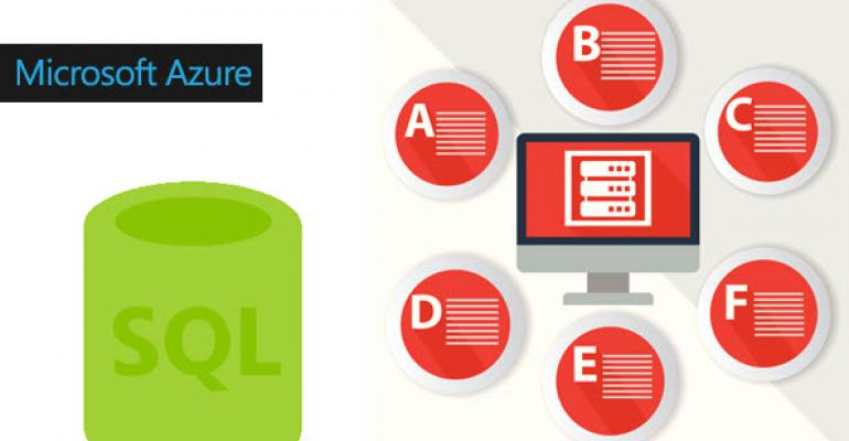 Microsoft Alters Azure SQL Database Pricing Just Before GA