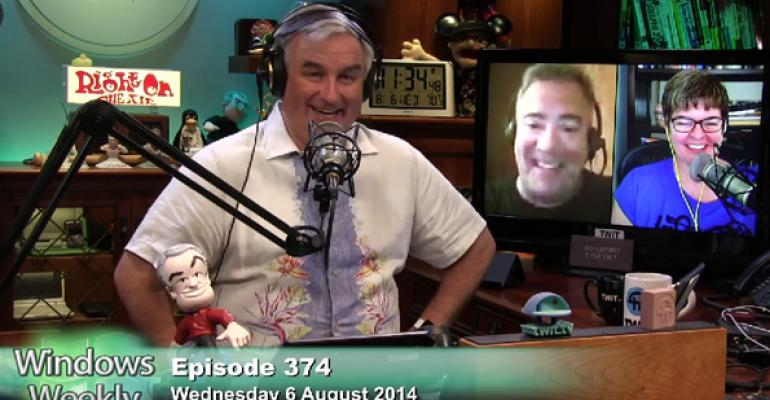 Windows Weekly 374: Cover Your Ears Isabella