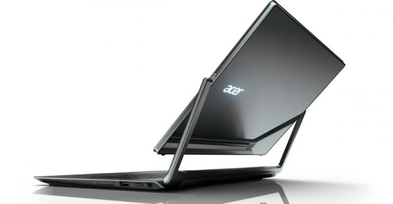 IFA 2014: Acer's PCs and Tablets