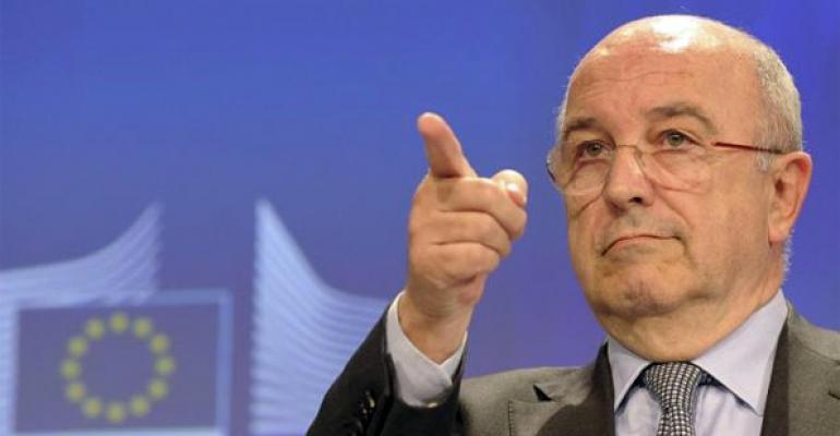 EU's Almunia Admits Google a Bigger Problem Than Was Microsoft