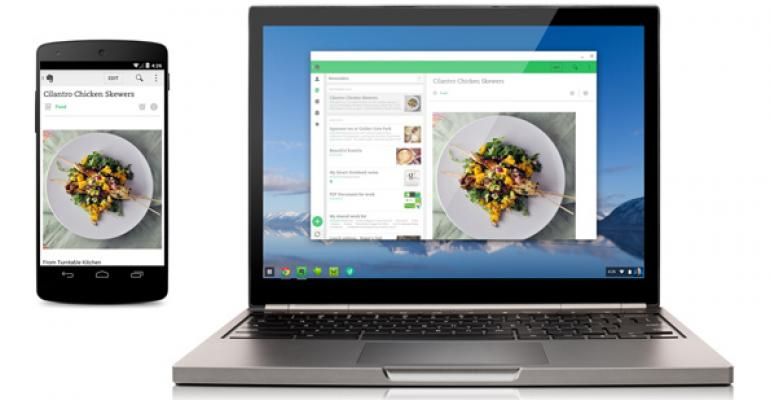 First Android Apps Appear on Chrome OS