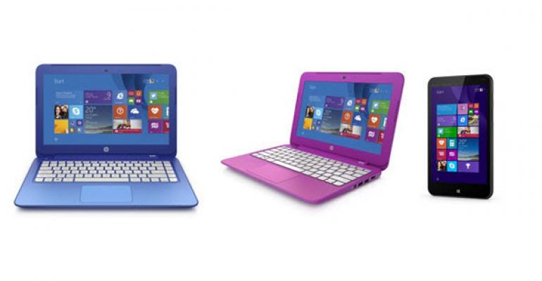 HP Makes Good, Delivering Cheap Windows Tablets and Laptops in November