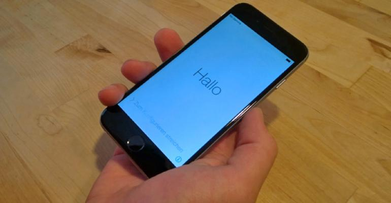 Apple iPhone 6 First Impressions