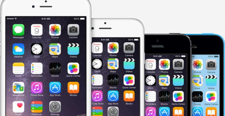 Apple Sells 10 Million iPhone 6 Handsets in First Weekend