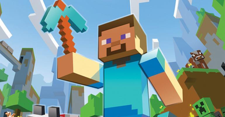 Microsoft + Minecraft