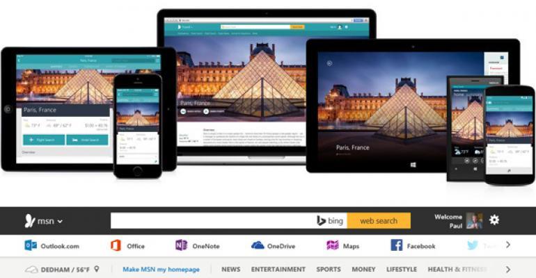 New MSN Goes Live on Windows, Windows Phone and Web