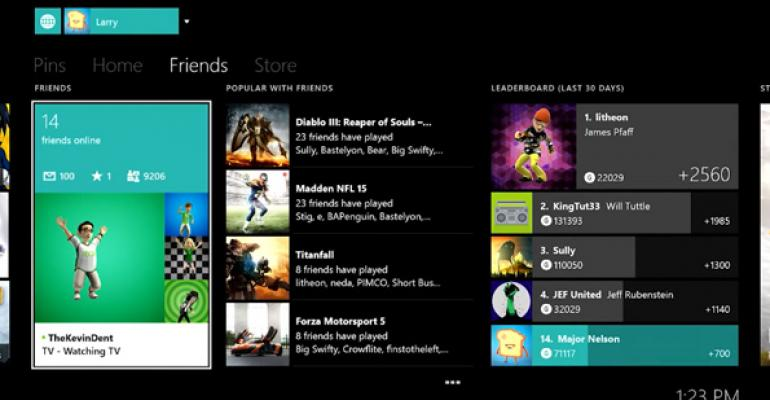 Xbox One October 2014 System Update to Include Snap, TV Improvements