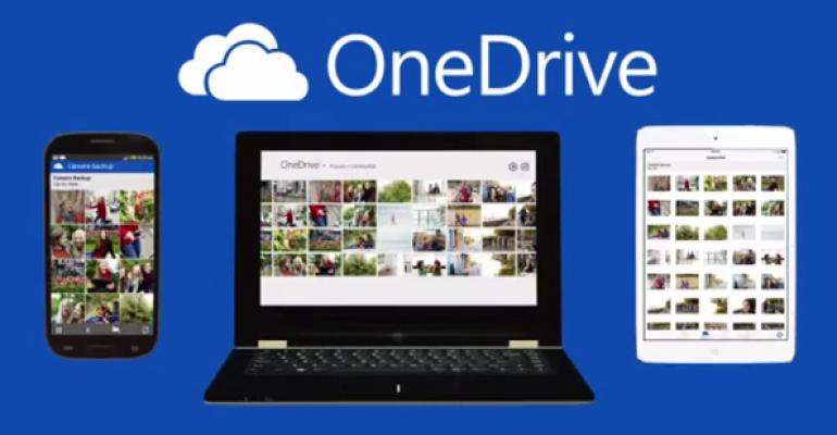 OneDrive Updated with Support for 10 GB Files, More