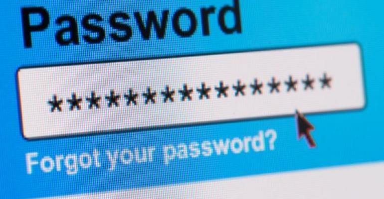 logon password