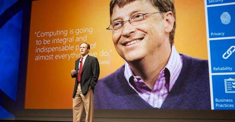 Microsoft VP, Scott Charney, Outs Himself as the Architect of Trustworthy Computing Changes