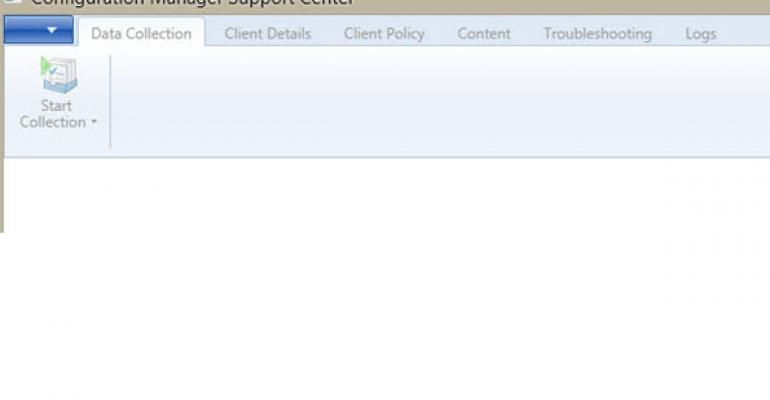System Center 2012 Configuration Manager Support Center Update Released to Fix Bugs