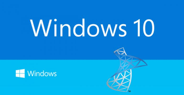 System Center Support for Windows 10