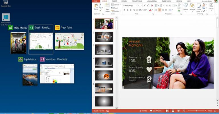 Windows Technical Preview is Microsoft's Alchemy Moment