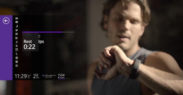 Microsoft Announces New Fitness Band