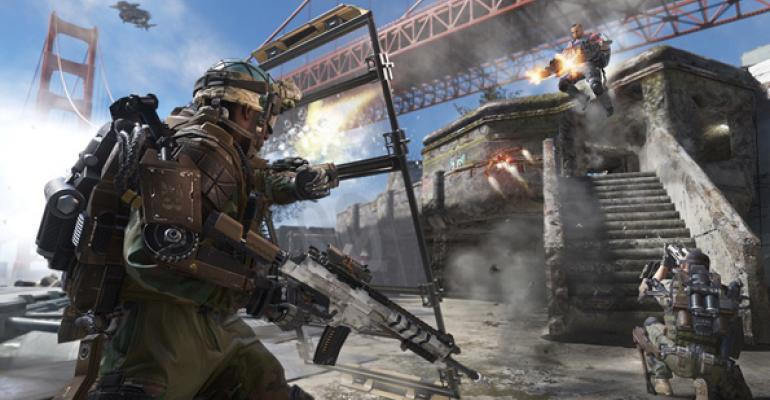 """Digitally Preorder """"Call of Duty: Advanced Warfare"""" on Xbox One"""