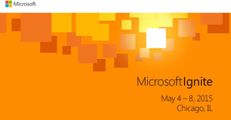 Microsoft Ignite is the New Name for TechEd