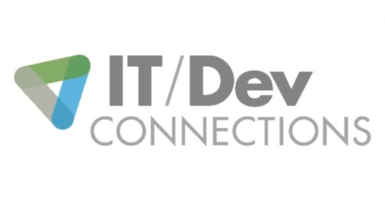 2015 IT/Dev Connections Sept.14-18 at Las Vegas ARIA