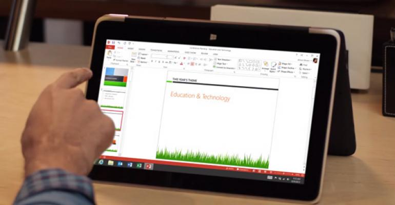 Microsoft: Office 16 Coming in Late 2015