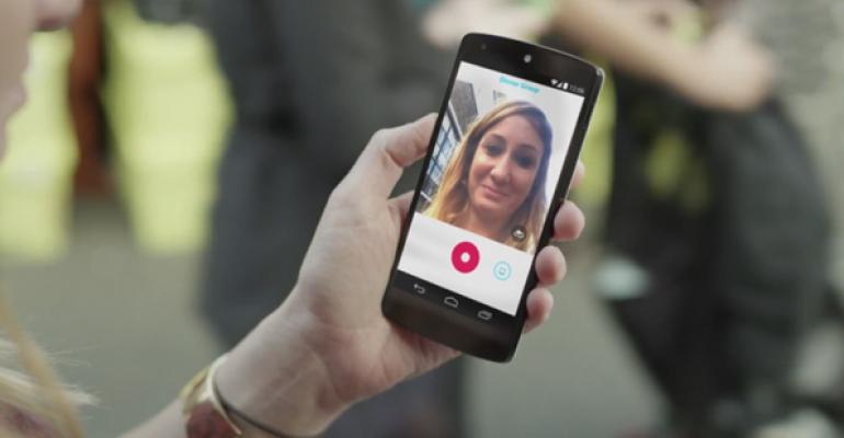 Microsoft Releases a Group Video Chat Companion App for Skype