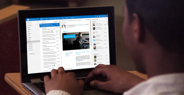 Skype for Outlook.com is Updated