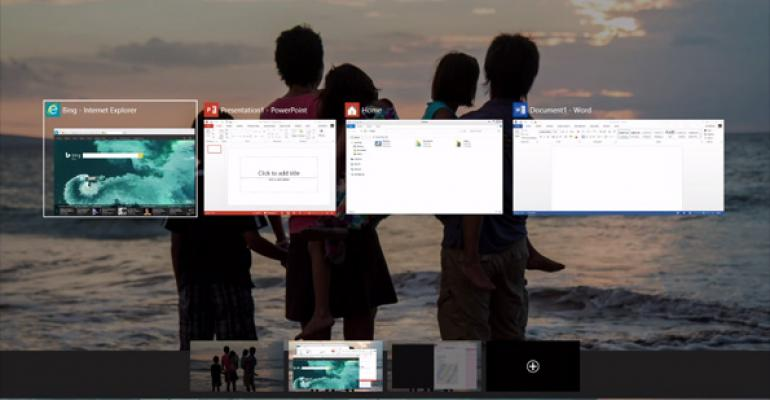 Windows 10 Tip: Move Apps Between Multiple Desktops