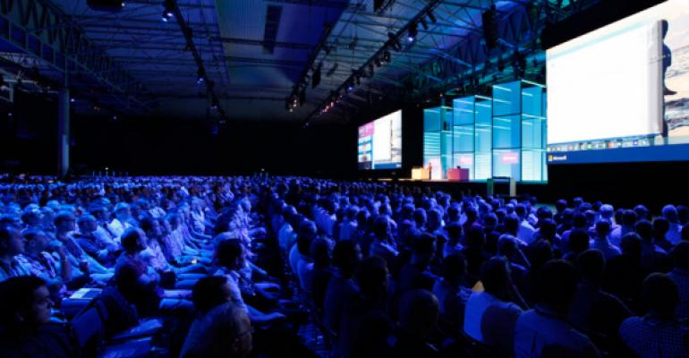Download All TechEd Europe 2014 Content for Viewing This Weekend