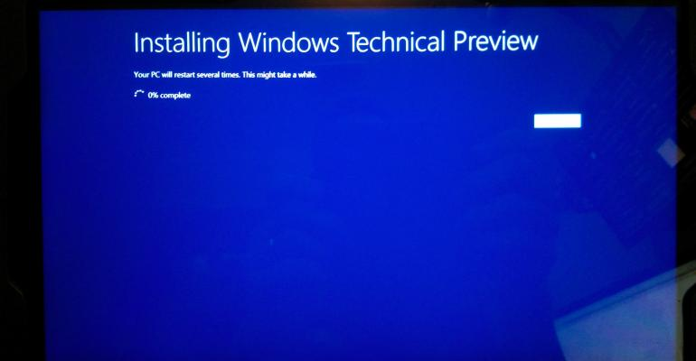 Differences Between Windows 10 Technical Preview Pro and Enterprise
