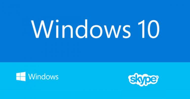 Fixing Modern Skype for Windows 10 Build 9860