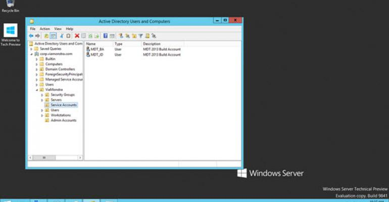 What's New in the Windows Server Next Preview