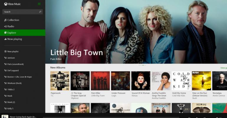 Microsoft is Discontinuing Free Xbox Music Streaming