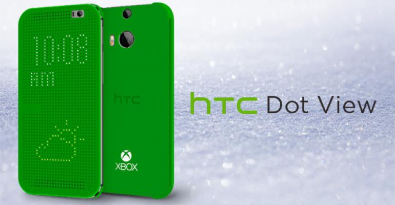 Get a Free Xbox Dot View Case When You Buy HTC One M8 for Windows