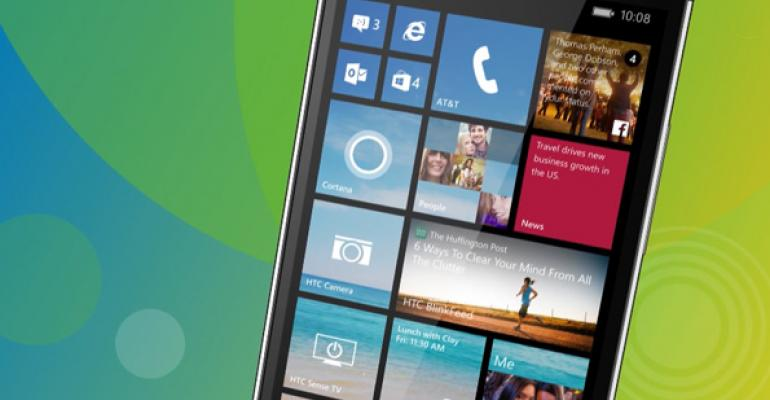 AT&T Will Sell HTC One M8 for Windows Starting Friday