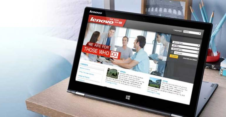 Lenovo Surges Outside of China, Posts Major Gains