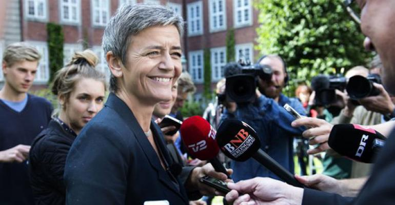 EU's New Competition Commissioner to Meet with Google Competitors
