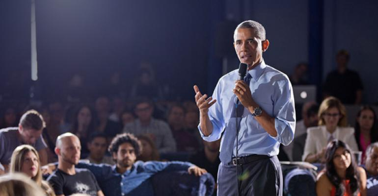 Obama Asks FCC to Set Strong Net Neutrality Rules
