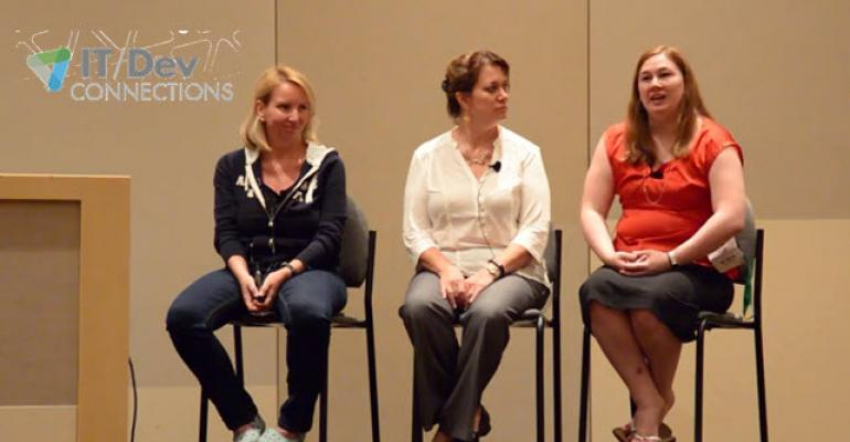 Women in Technology Panel - IT/Dev Connections 2014