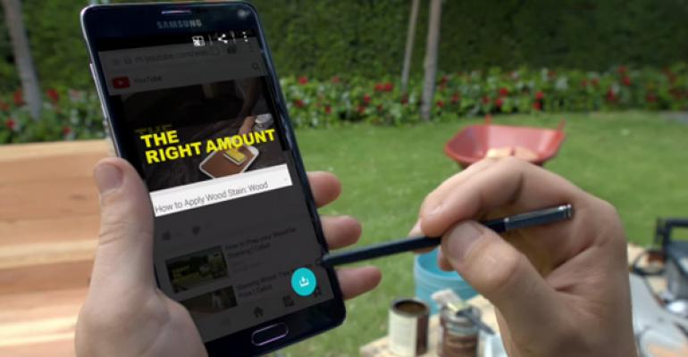 Samsung to Cull Smart Phone Lineup in 2015