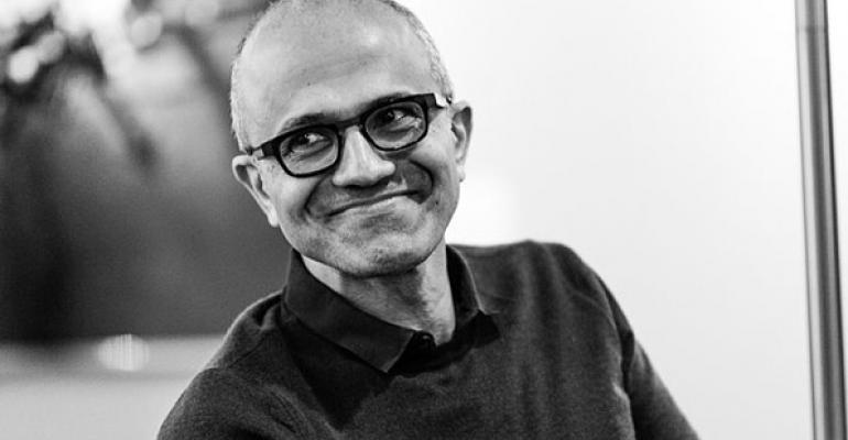 Microsoft Tries to Find Its Niche in the Mobile First, Cloud First World