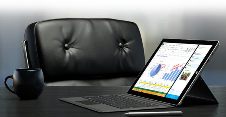 With Sales Soaring, Surface Heads to Governments Too