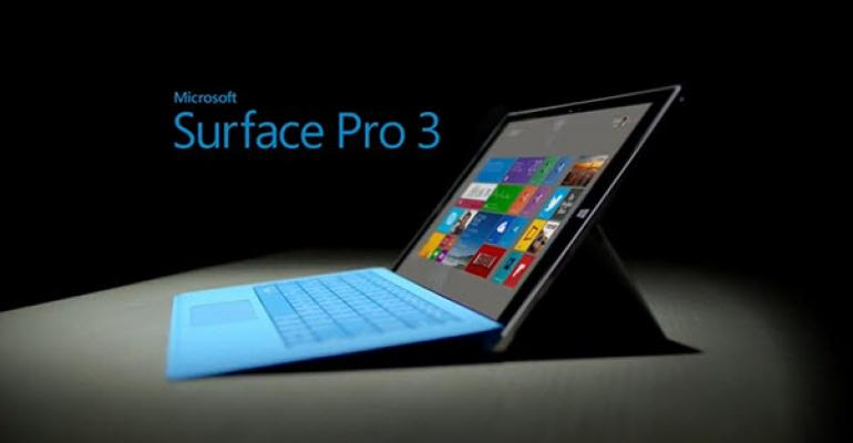 Microsoft Offers Battery Life Fix for Surface Pro 3 Images