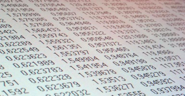 table data